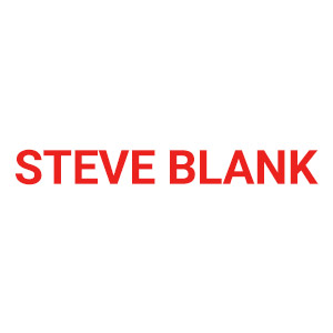 Steve Blank