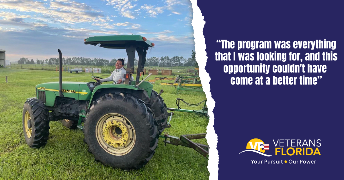 Army Veteran Samantha Basford Relocates to Florida, Joins Next Generation of Agriculture Leaders